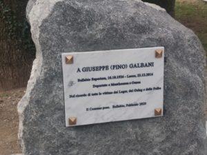 Inaugurazione Stele Pino Galbani Ballabio 2020 32
