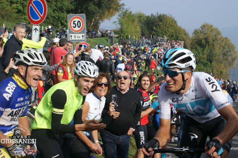 La foto con la quale Riccardo Amati ha vinto il Kia Castelli