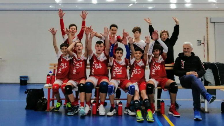 Volley maschile Under 16 2020 1