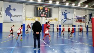 Volley maschile Under 16 2020 3