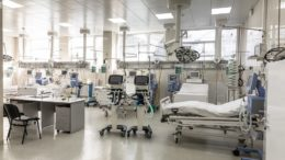 CORONAVIRUS COVID NEW ospedale rianimazione