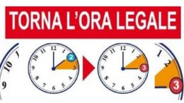 ORA LEGALE TORNA