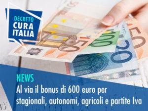 BONUS 600 EURO