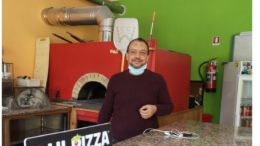 DUDU PIZZAIOLO AHMED BALLABIO