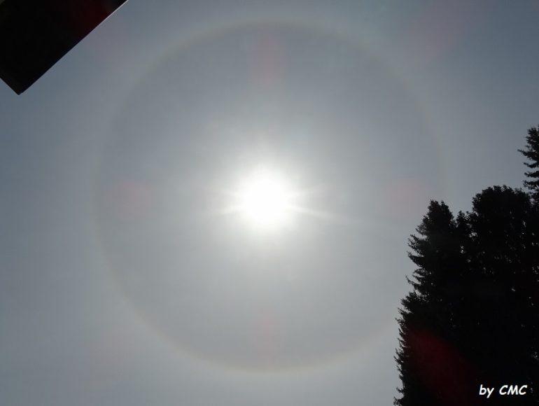 sole con arcobaleno alone 16apr20