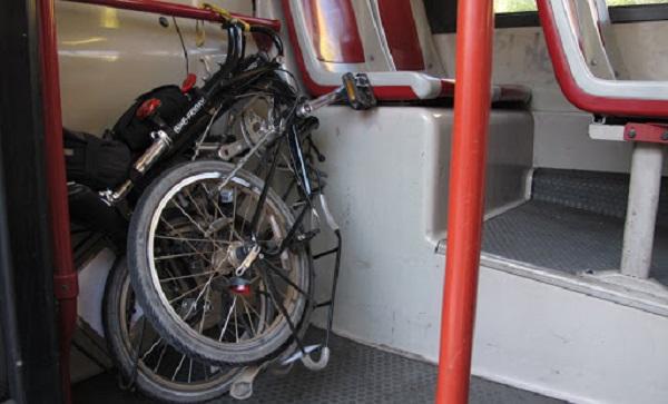 bicicletta piechevole bus 1