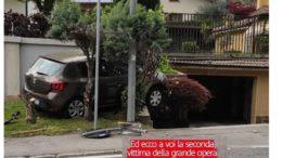 incidente provinciale attraversamento nuovo