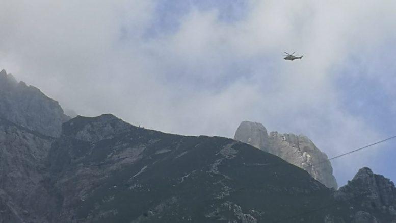 elicottero grignetta