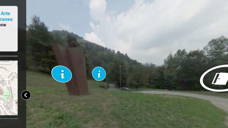 virtual tour museo morterone