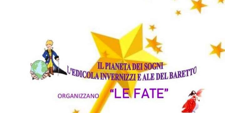 Logo Le Fate 2020