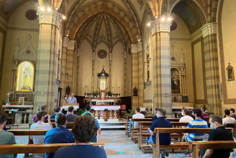 3a e 4a teologia seminario ai Resinelli 2020 5