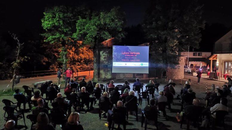 Lecco Verticale film Pian i dei Resinelli 2020