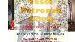Logo Patronali 2020