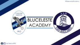 calcio lecco Bluceleste Academy GSO Ballabio