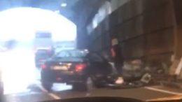 incidente attraversamento lecco rampa ponte (2)
