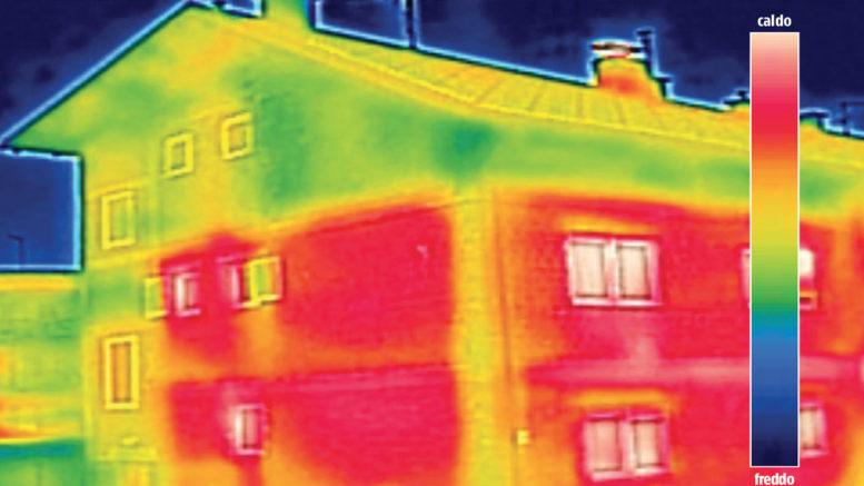 termocamera temperatura