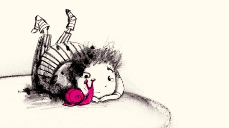adottare una lumaca libro bambini