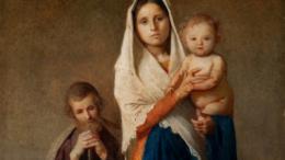 Giuseppe Pelizza da Volpedo Neo-Impressionist painter Sacra famiglia, Pittura, Arte