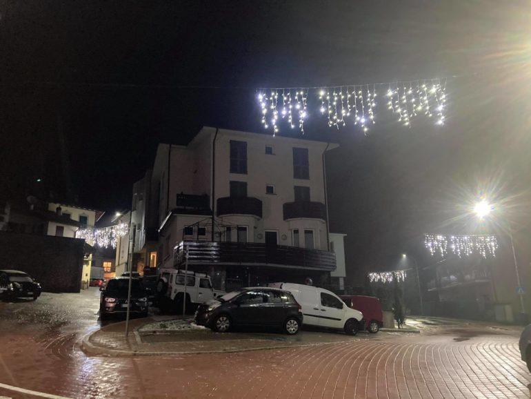 Luminarie natalizie Ballabio 2020 1