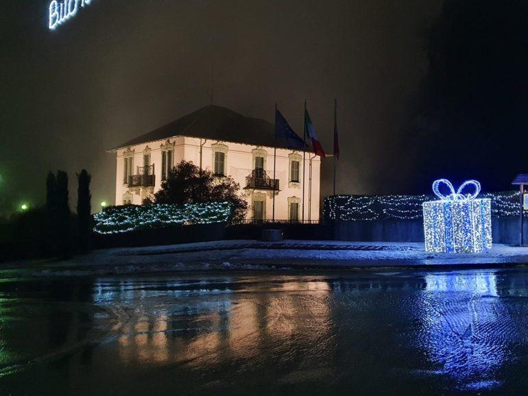Luminarie natalizie Ballabio 2020 10
