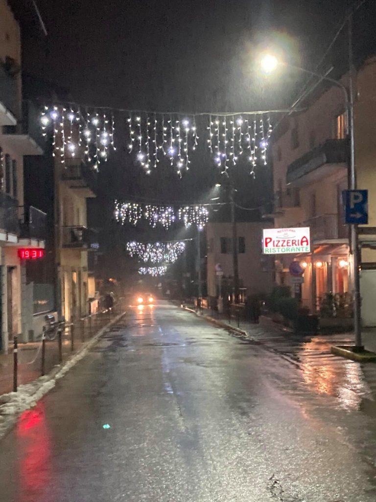 Luminarie natalizie Ballabio 2020 4
