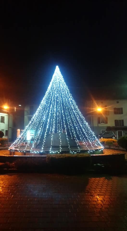 Luminarie natalizie Ballabio 2020 7