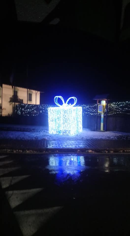 Luminarie natalizie Ballabio 2020 8