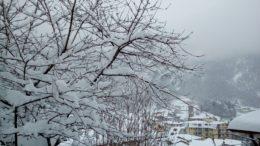 Nevicata Ballabio 28 dicembre 2020 9