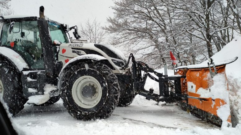 Nevicata Morterone 28 dicembre 2020 35