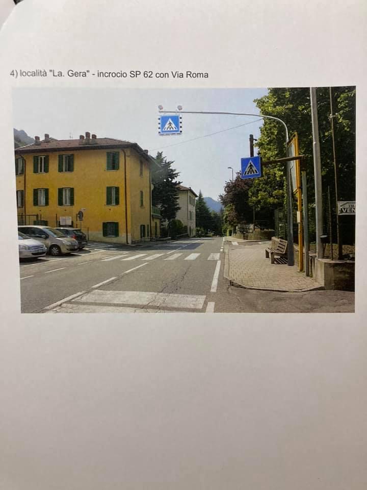 Nuovi impienti semaforici SP62 Ballabio 2020 3
