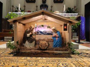 Presepi chiesa Beata Vergine Assunta Ballabio 2020 1