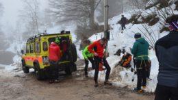 cnsas soccorso alpino neve resinelli
