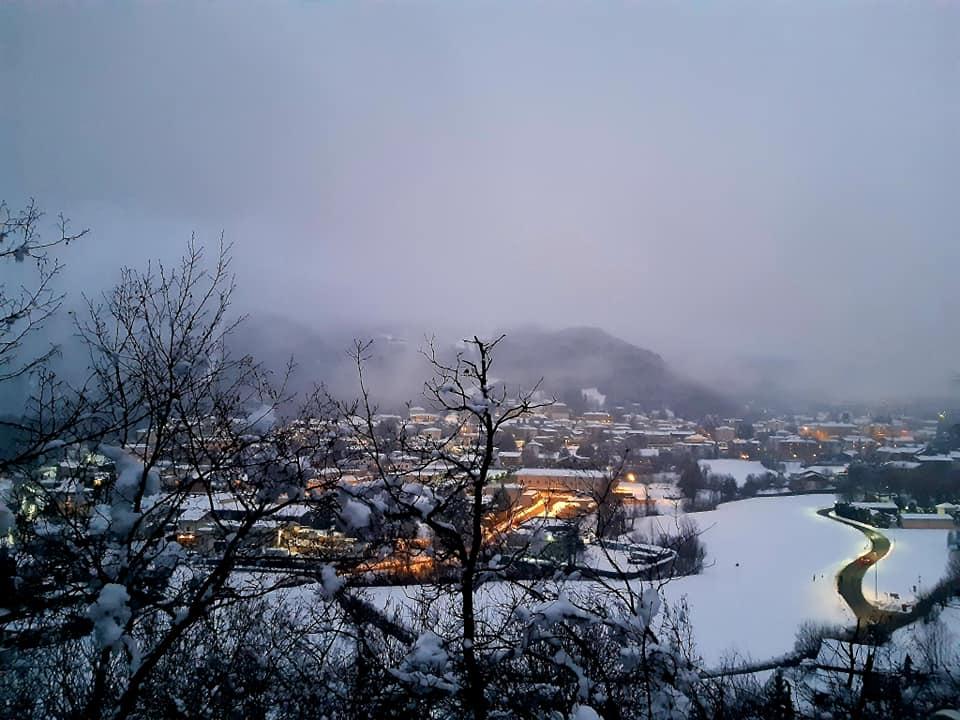 Ballabio nevicata Epifania 2021 (10)