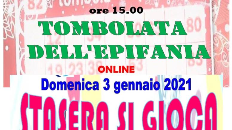 Giochi oratorio Ballabio 3 e 6 gennaio 2021