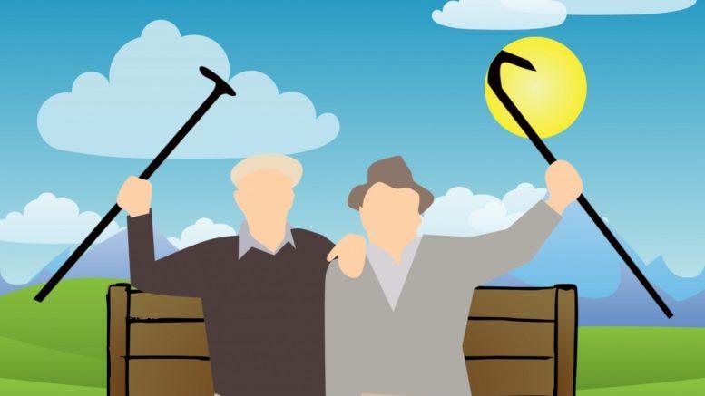 pensione pensionati anziani
