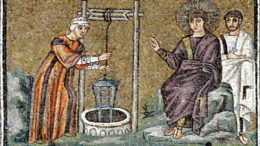 Christ_and_the_Samaritan_in_the_well_-_Sant'Apollinare_Nuovo_-_Ravenna_2016.resized